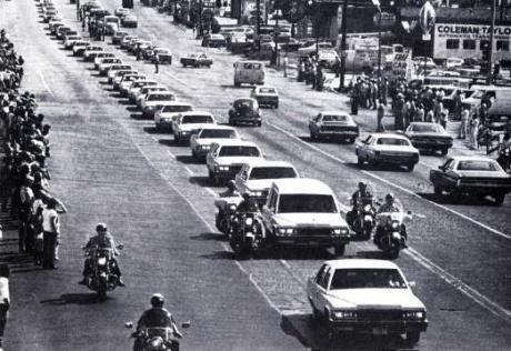 Foto 5 motorcade