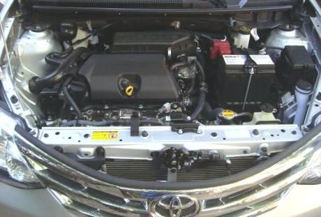 O motor é um de seus pontos altos