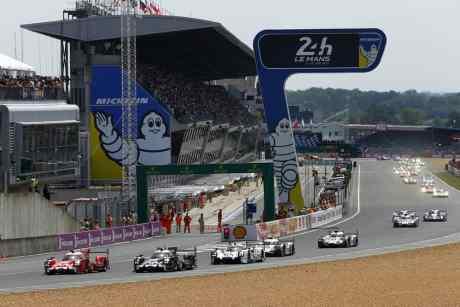 Porsches foram os mais rápidos desde os treinos (foto Porsche)