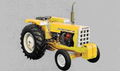 Trator V8 novo