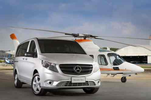 Mercedes-Benz Vito Tourer Luxo