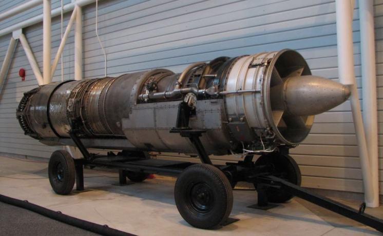 Exemplar no museu nacional de aviação, em Ottawa (Wikipedia)