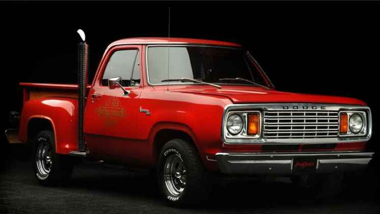 Dodge Lil'Red Express 1978 (foto: barrett-jackson.com)