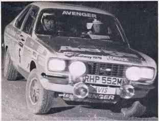 Andrew Cowan e o Avenger neozelandês com motor brasileiro (nzmoparforum.co.nz)