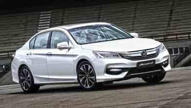Honda Accord 2016 AE50