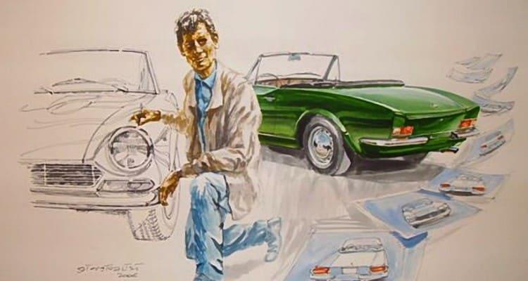 Tom Tjaarda, um norte-americano que soube desenhar esportivos italianos
