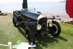 """O primeiro carro a correr, conhecido como """"Number 8"""" (autor)"""