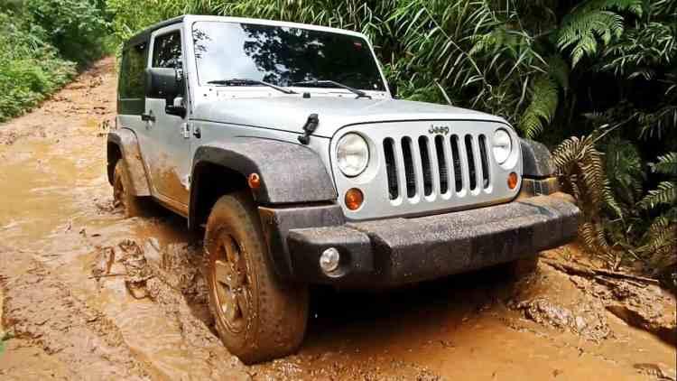Jeep Wrangler 30