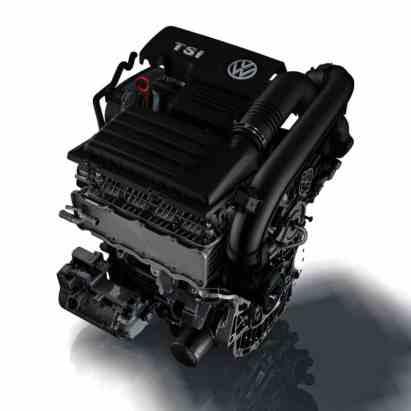 Motor EA211 1,4 TSI