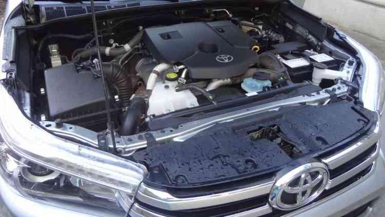 Toyota Hilux 70