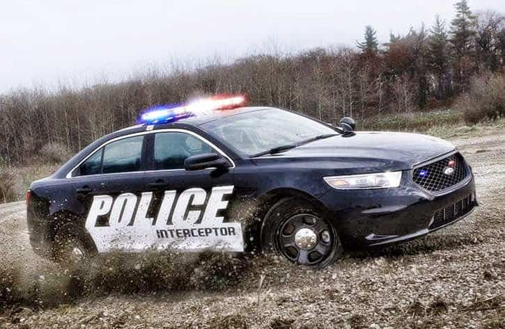 2015 Ford Police Interceptor