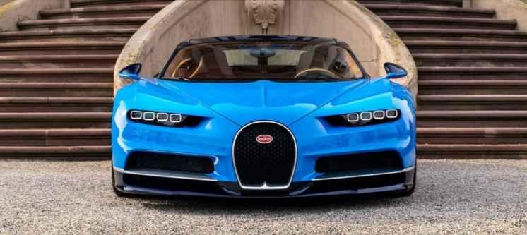 Bugatti Chiron 22