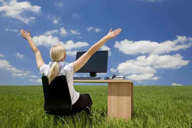 Somente através da liberdade total é que o computador revela seu verdadeiro potencial