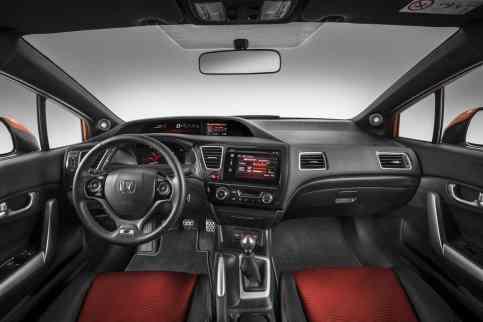 Honda Civic Si 01