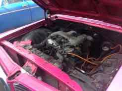 Pontiac c/ motor Mercedes diesel 5-cilindros