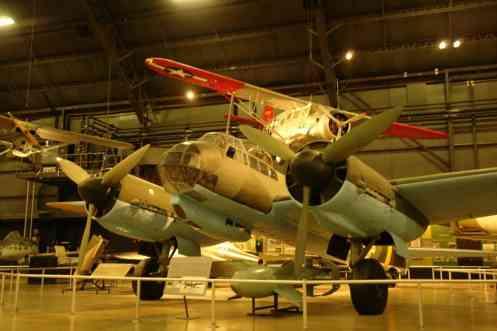 Junkers 88, bombardeiro médio alemão