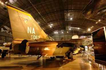A cauda do F-111