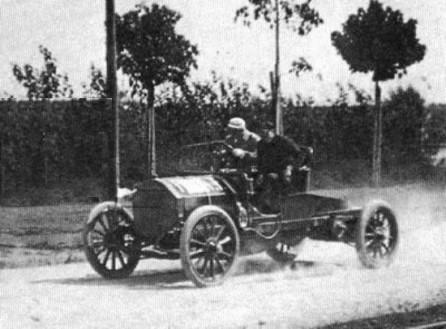 primeira corrida brasil