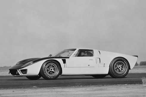 Ford GT40 MkII [motormag.com.au]