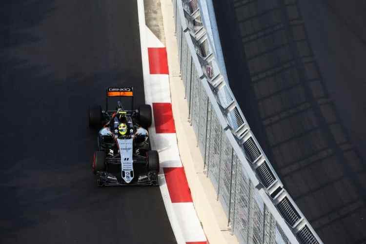 Segundo pódio em três corridas coloca Perez à frente de Massa no Mundial de Pilotos (Foto Sahara Force India)