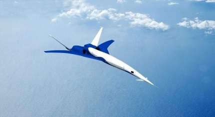 ... do Concorde existem há anos...