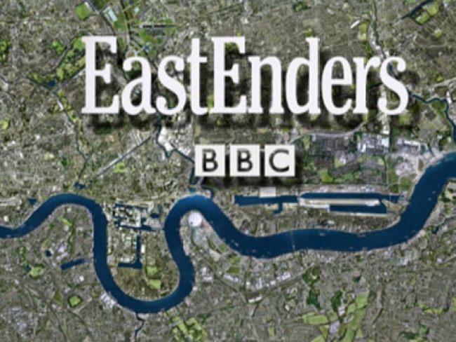 East Enders, a telenovela mais longa do mundo, inspira muitos episódios na F-1 (Foto BBC)