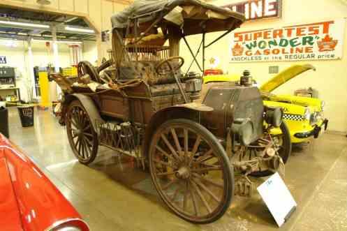 Caminhão International de 1912