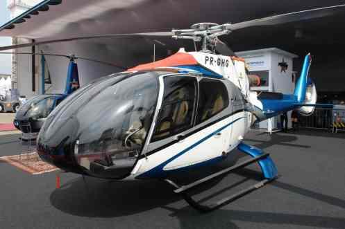 Eurocopter/Airbus EC130, o Esquilo atualizado