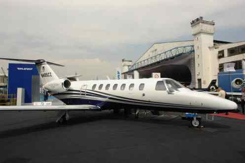 Cessna Citation CJ3, versão mais moderna do tradicional desenho