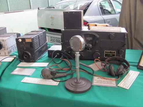 Equipamentos de rádio