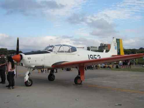 Neiva T-25 Universal, de treinamento
