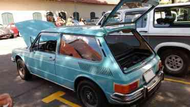 VW Brasília ano/modelo 1973/1973, cor azul Niágara