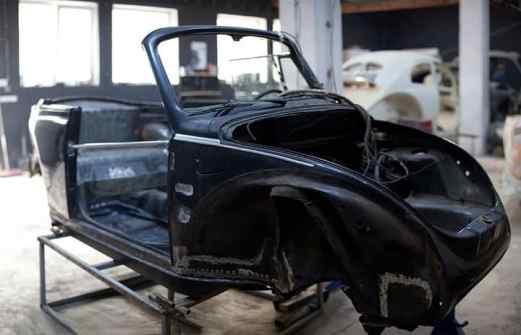 O VW Cabriolet é um dos veículos mais emblemáticos em geral, e eles são carros muito especiais para serem restaurados