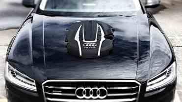 Audi A8 motor 02