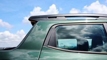 Detalhes enriquecem o estilo do carro