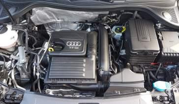 O motor 1,4-litro flex