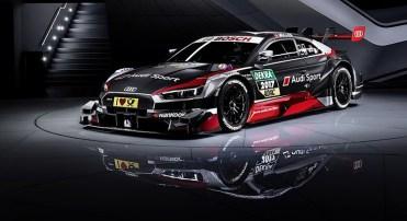 O Audi RS 5 DTM (Audi)