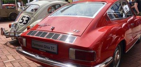 """O orgulho de ver o adesivo """"Made in Brasil"""" no vidro traseiro (Foto: Volkswagen News Blogger)"""