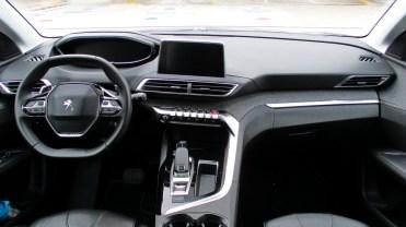 Uma bela visão para quem fica muito dentro do carro