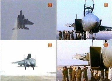 Imagens de documentário do canal History mostrando cenas do acidente
