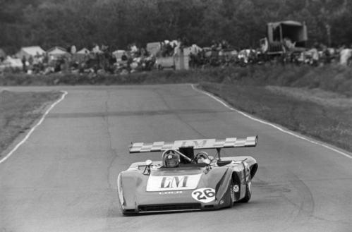 Peter Revson, Canada 1970 , e seu Lola T220 (primotipo.com)