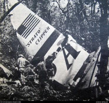 No local do desastre (Foto: http://aviation-safety.net)