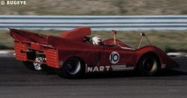 NART com o 712 em 1974