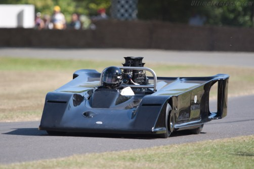 Shadow AVS Mk1 com motor Chevrolet