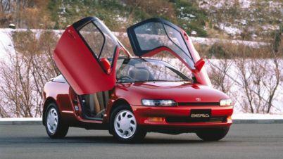 O singelo carro que foi a inspiração para as portas do F1