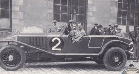 O 174S de André Boillot e Louis Rigal (Pinterest)