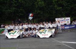 A equipe WR de 1996