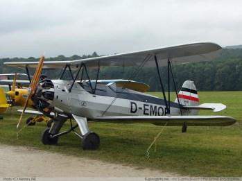 """O Focke-Wulf FW-44 """"Pintassilgo"""" (flugzeuginfo-net)"""