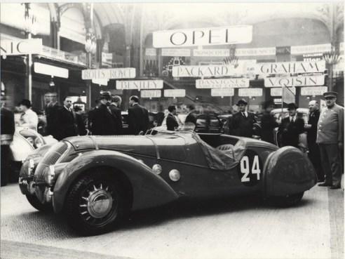 1938 Peugeot Sport (Peugeot)