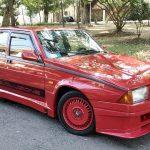 Alfa Romeo 75 Turbo Evoluzione 500 Exemplares E Um Esta No Brasil Autoentusiastas